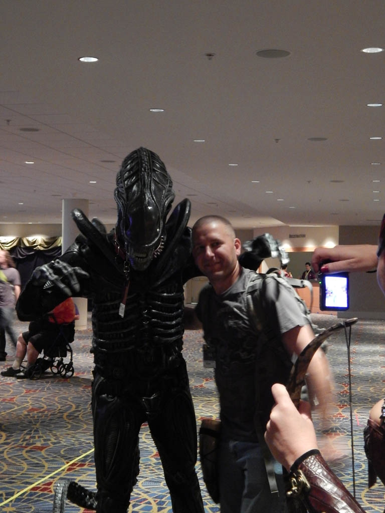 Xenomorph from Alien(s)
