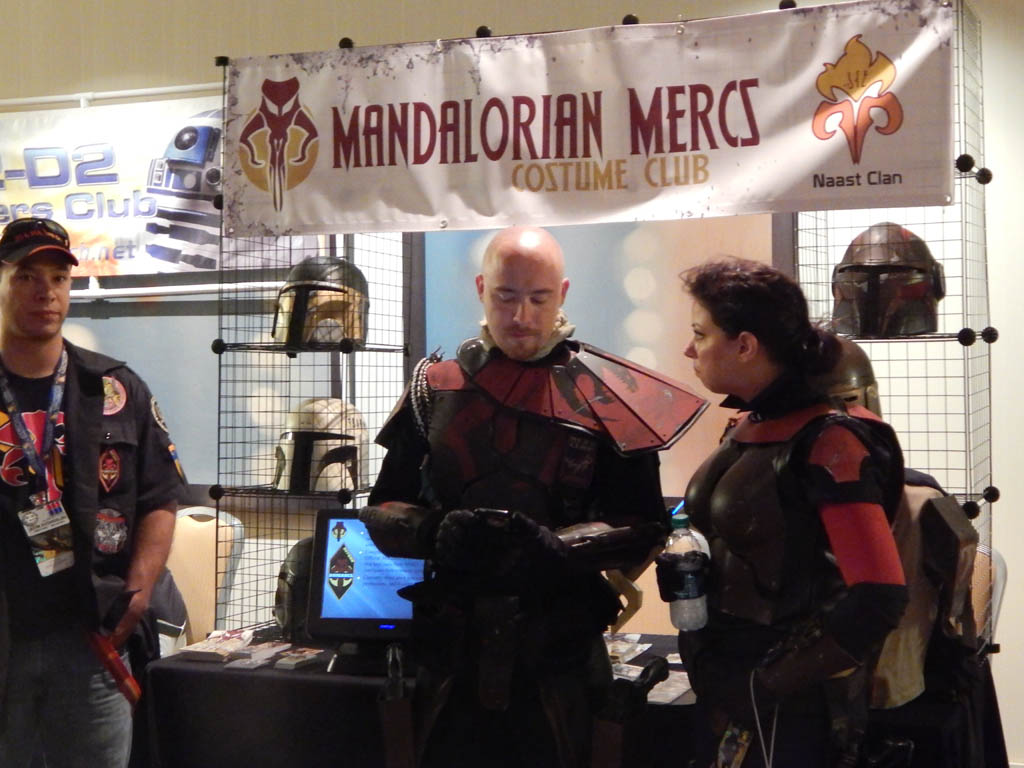 Mandalorian Mercs (Star Wars Club)