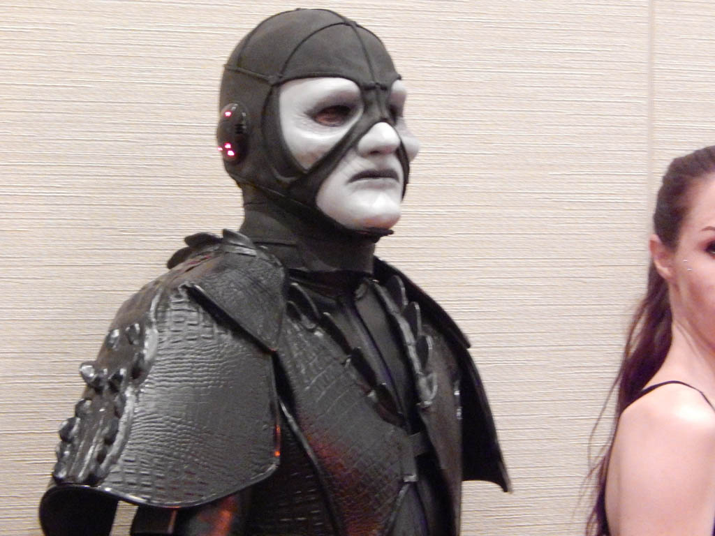 Scorpius from Farscape