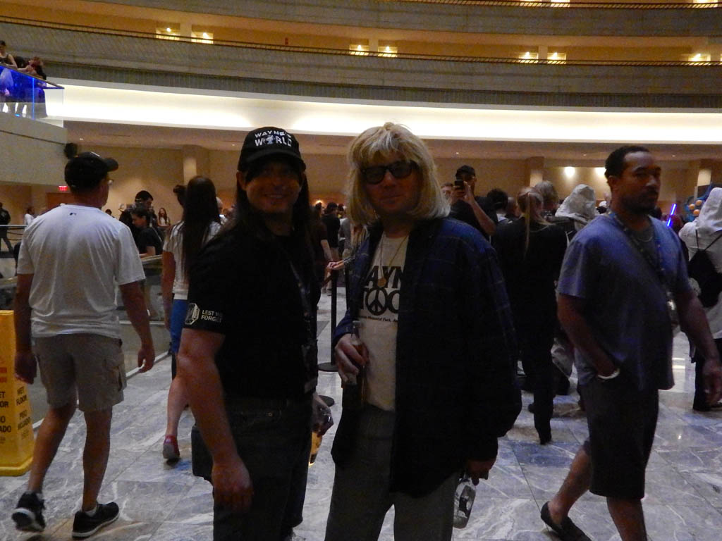 Wayne & Garth from Wayne's World