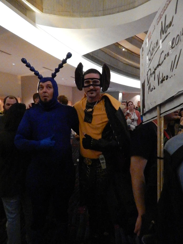The Tick & Der Fledermaus