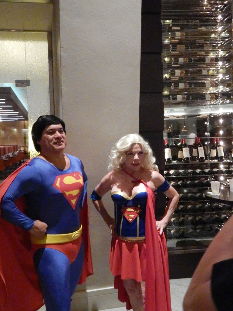 Suerman & Supergirl