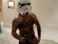 Slave Leia Stormtrooper