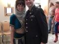 Jeanie & Major Nelson from I Dream of Jeanie