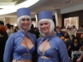 Flight Attendants from 5th Element