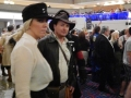 Elsa and Indiana Jones from The Last Crusade