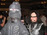 Me with Godzilla
