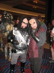 Me and another Klingon