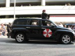 Umbrella Corp SUV from Resident Evil
