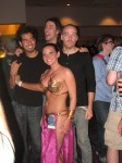 Slave Leia with fans