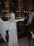 Weeping Angel from Dr Who