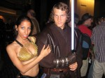 Slave Leia and Luke