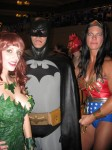 Poison Ivy, Batman & Wonder Woman