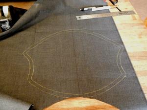 gauntlet pattern 1
