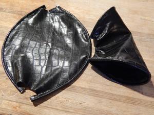 one sewn one flat 1