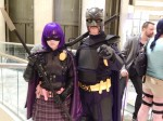 Hit Girl + Big Daddy from Kick Ass