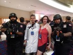 Umbrella Mercs + Umbrella Scientist + Alice from Resident Evil
