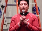 Garrett Wang, Ensign Kim on Star Trek: Voyager